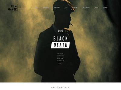 wordpress theme for movie website
