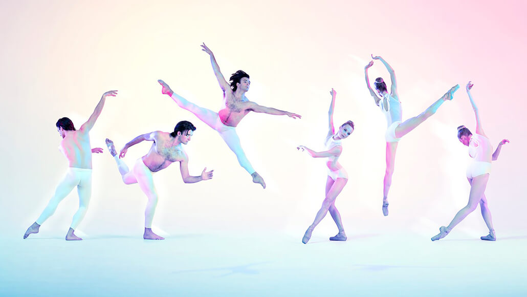 Classical ballet is based on traditional ballet