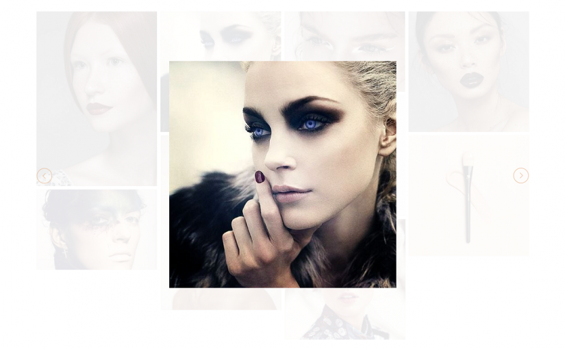 A Modern And Responsive Makeup Artist WordPress Themes