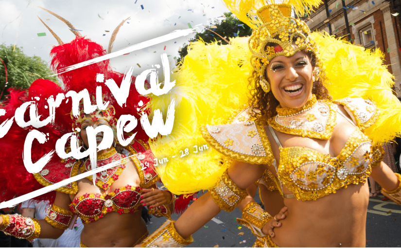 A Beautiful And Fantastic Carnival WordPress Theme