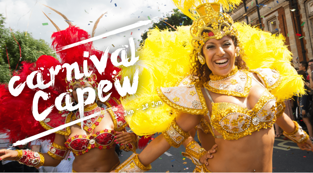 Carnival WordPress Theme