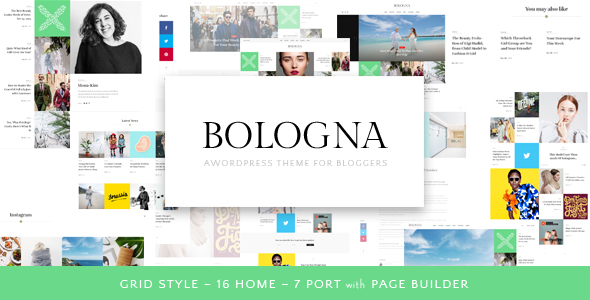 Bologna Free 20+ Home For Lifestyle, Food, Travel, Fashionista Blogger