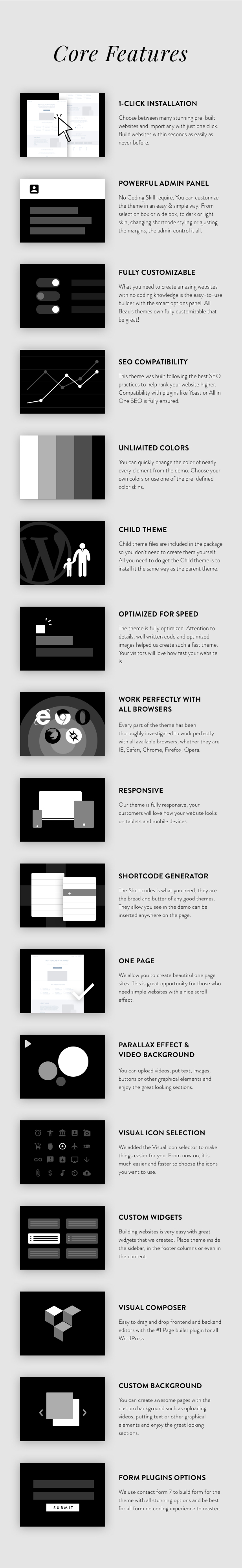FilmMaker WordPress Theme: Film Studio - Movie Production - Video Blogger - Creative Agency - 4