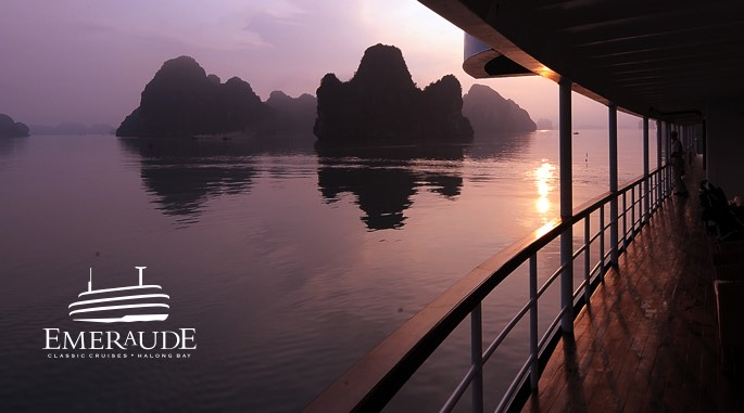 Emeraude Classic Cruises – Halong Bay