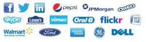 beau - thiết kế logo - màu xanh lam