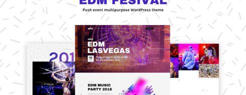 WordPress Party Theme