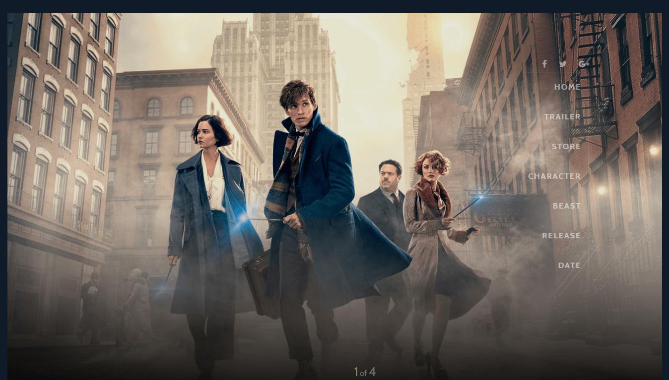 Movie WordPress Theme