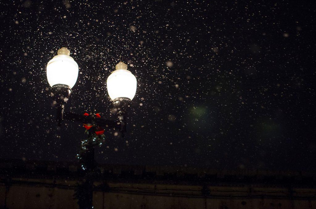 snow-light