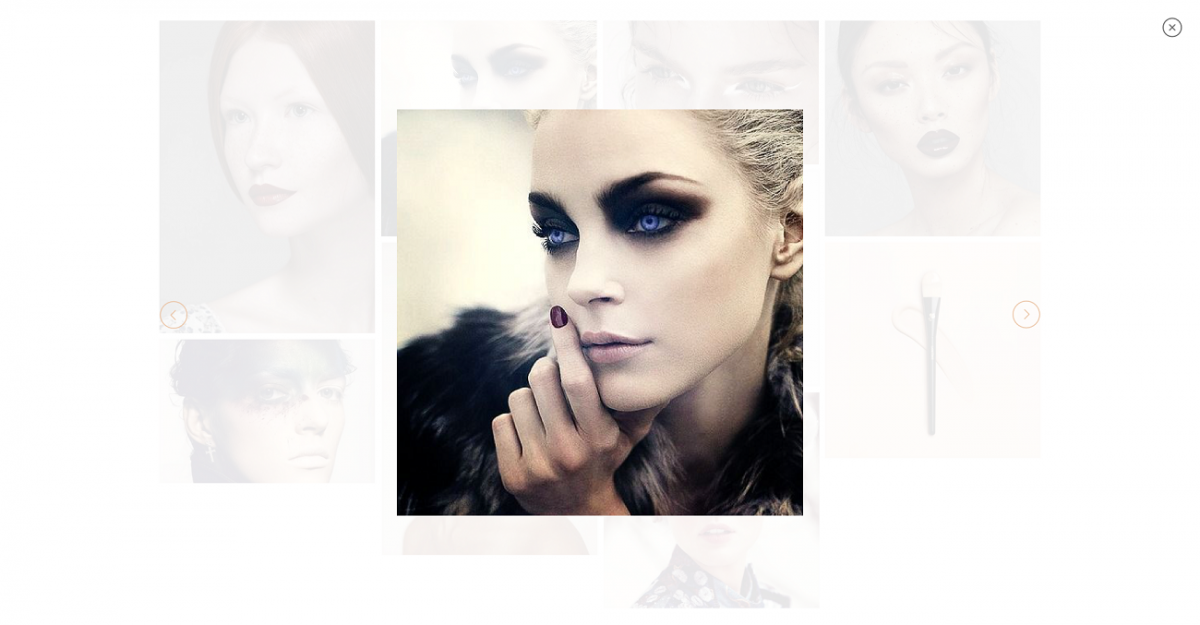 The Unique And ImPressive BnB Makeup Artist WordPress Themes