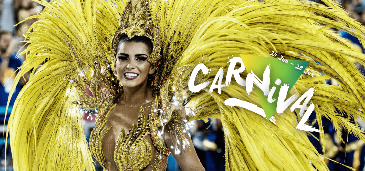 Stunning Carnival WordPress Theme For Webmaster